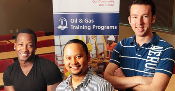 New Grads Snapped up by worker-hungry oilpatch