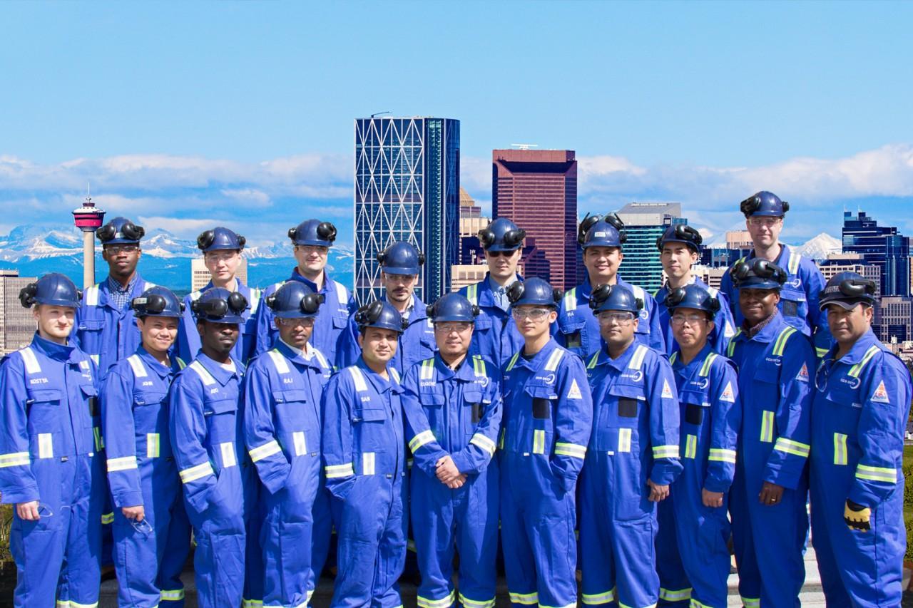 2015 CCIS 5th Class Power Engineering Training Program Graduation