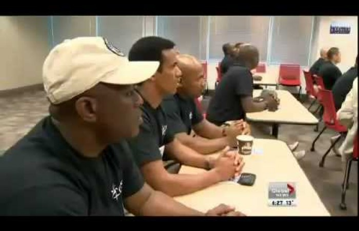 2012 CCIS Drilling Rig Training Program - Global TV Coverage