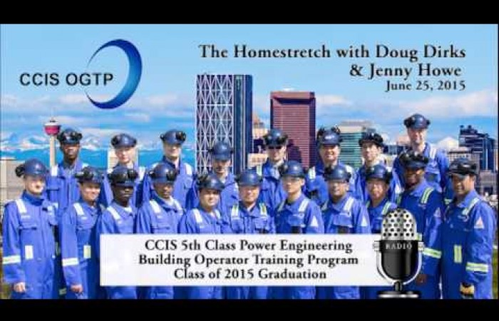 CBC Coverage - 2015 5th Class Power Engineering Graduation